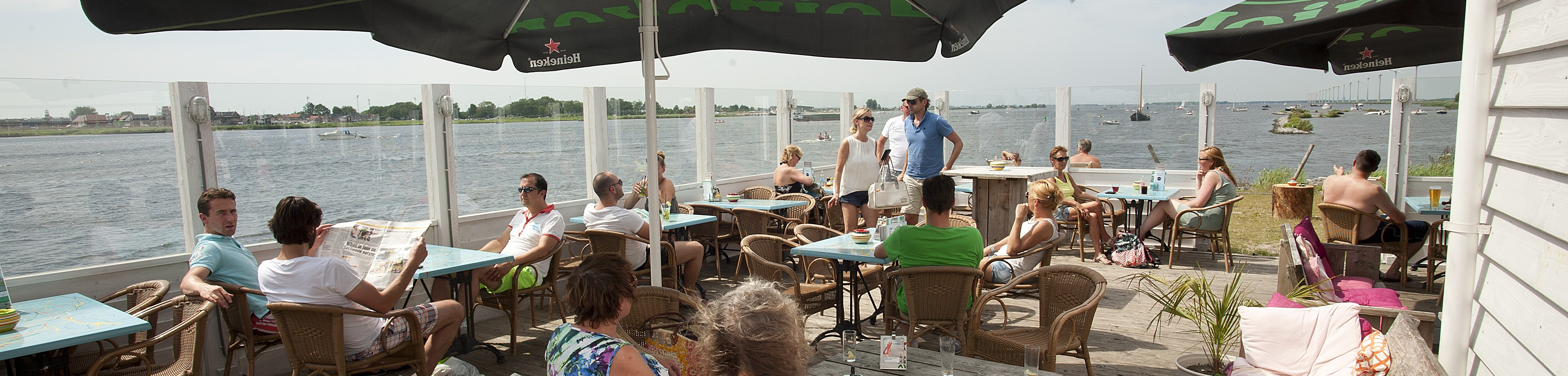 Beachclub Zeewolde | Eemhof Watersport & Beachclub