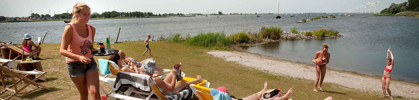 Watersport Vacatures | Horeca personeel | Eemhof Watersport & Beachclub
