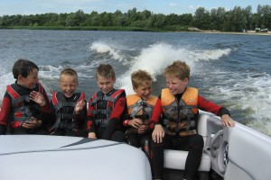 Wakeboarders feestje | Watersport Nederland | Eemhof Watersport & Beachclub
