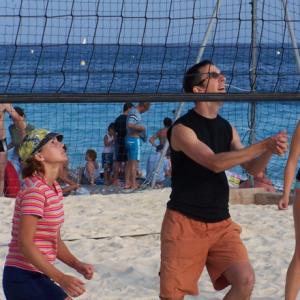 Beachvolleybal vrijgezellenfeest | Bedrijfsuitje | Eemhof Watersport & Beachclub
