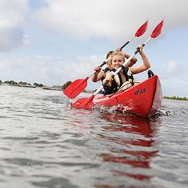 Kanoën bedrijfsuitje | Eemhof Watersport & Beachclub
