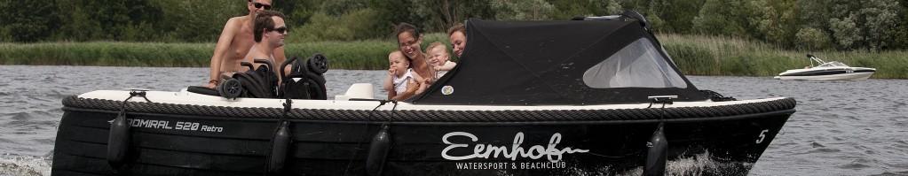 Sloepvaren | Sloep huren | Eemhof Watersport & Beachclub