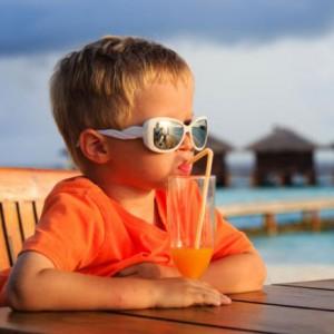 Cocktail shaken kinderfeestje | Eemhof Watersport & Beachclub
