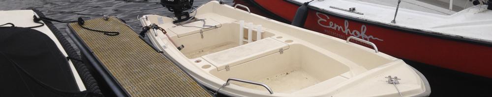 Visboot huren | Vissen Eemmeer | Eemhof Watersport & Beachclub