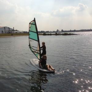 Suppen / windsurfen kinderfeestje