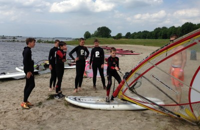 Schoolkamp middelbare school | Eemhof Watersport & Beachclub