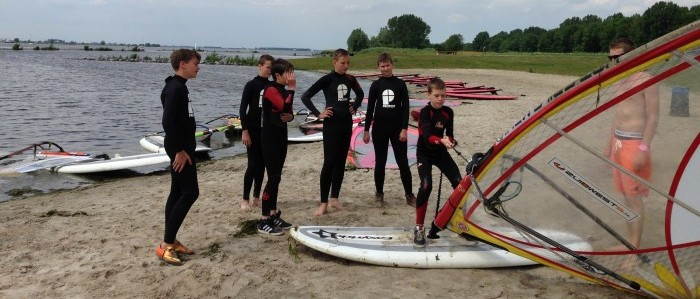 Watersporten voor kids! | Eemhof Watersport & Beachclub