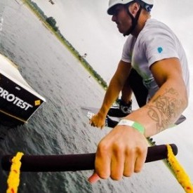 Wakeboard les van Ricky Lukassen | Eemhof Watersport