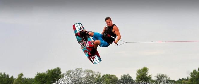 Wakeboarden met Ricky Lukassen | Eemhof Watersport