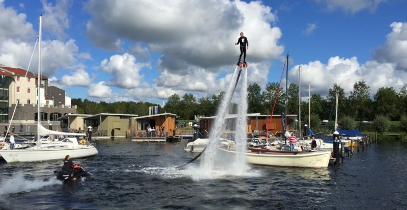 Flyboarden | Eemhof Watersport & Beachclub