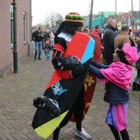Wakeboardpiet in Spakenburg