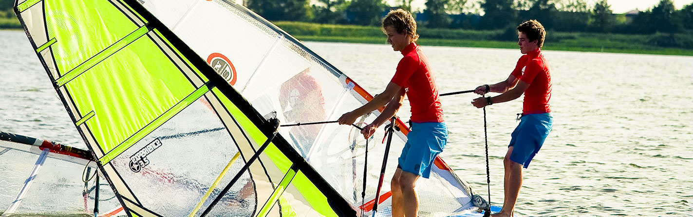 Windsurfen | Eemhof Watersport & Beachclub