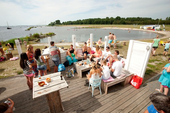 Beachclub Zeewolde | Trouwlocatie | Eemhof Watersport & Beachclub
