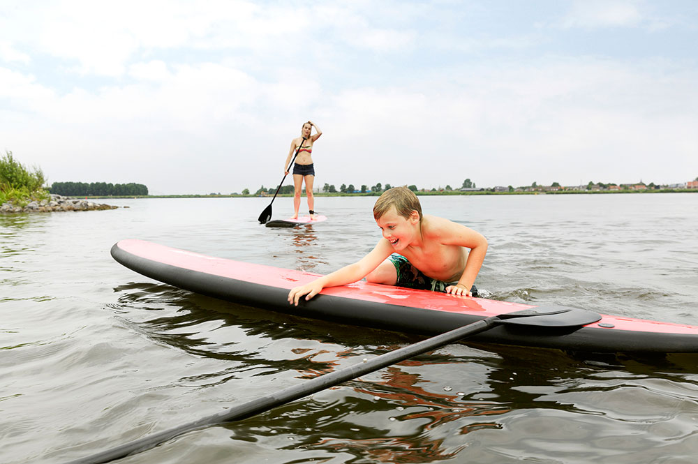 Suppen | Sup surf | Sup tocht | Eemhof Watersport & Beachclub