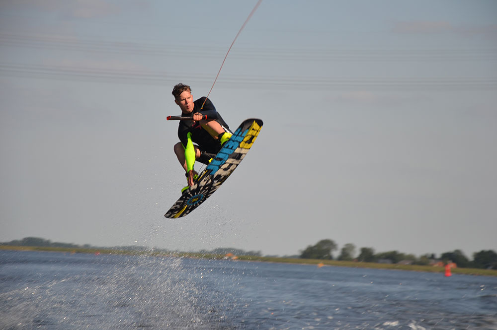Wakeboarden | Wakeboard les | Eemhof Watersport & Beachclub