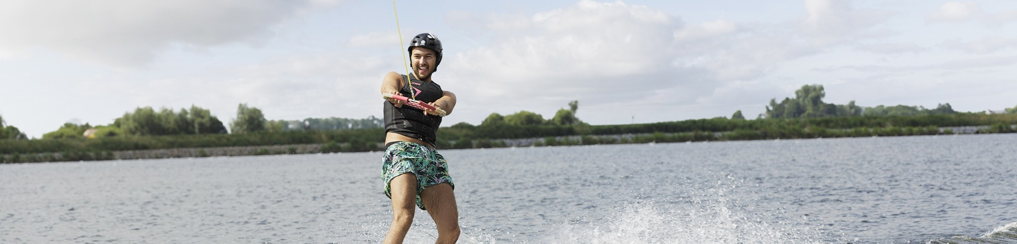 Wakeboarden | Wakeboard school | Eemhof Watersport