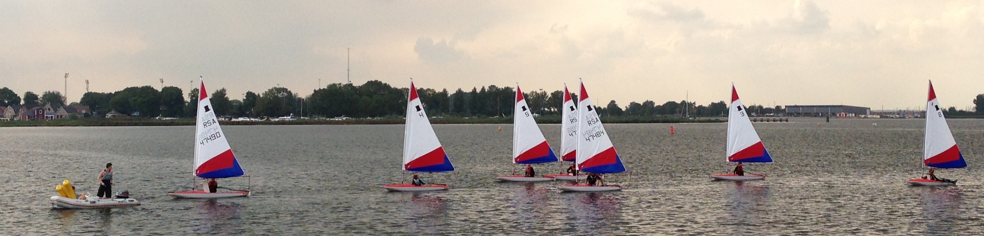 Zeilschool   Leren zeilen   Eemhof Watersport & Beachclub