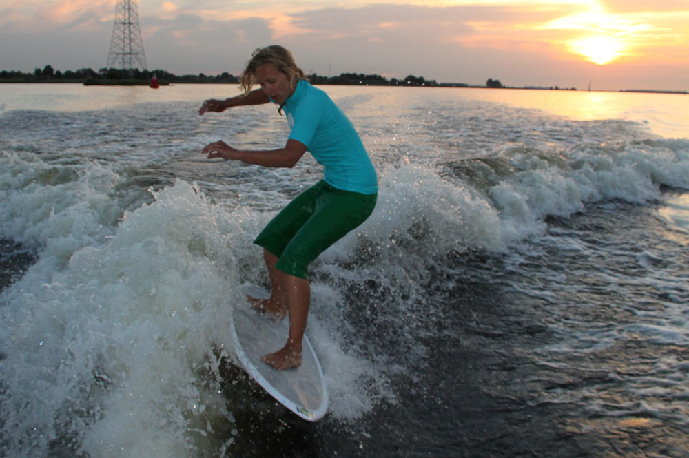 Wakesurfen | Eemhof Watersport & Beachclub