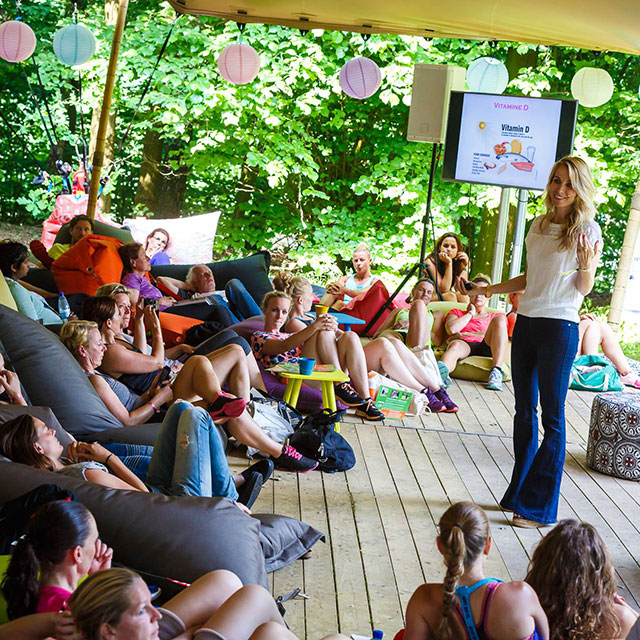 Mind Healthy Fest | Eemhof Watersport & Beachclub