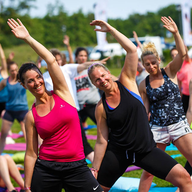 Sport Healthy Fest | Eemhof Watersport & Beachclub