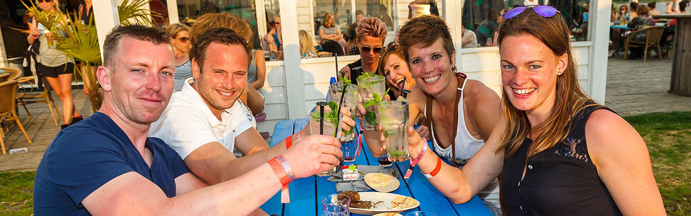 Nieuw: Strand BBQ | Eemhof Watersport & Beachclub
