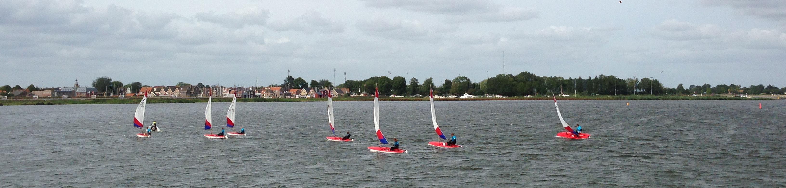 Zeilschool Midden Nederland | Eemhof Watersport & Beachclub