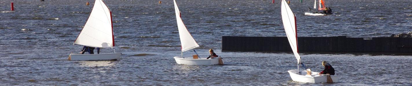 Optimist zeilen   Eemhof Watersport & Beachclub