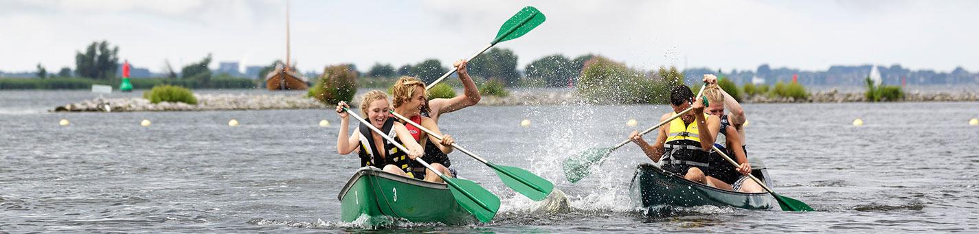 Het watersportseizoen gaat binnenkort weer van start!