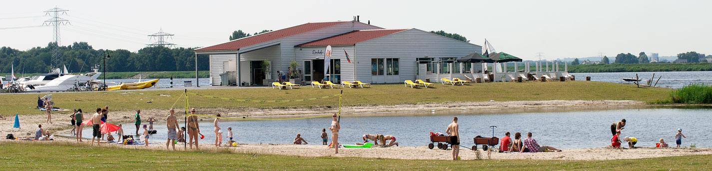 Watersport activities   Eemhof Watersport & Beachclub