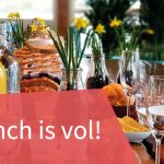 Paasbrunch bij Eemhof Watersport & Beachclub