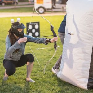 Archery attack | Outdoor activiteiten | Eemhof Watersport & Beachclub