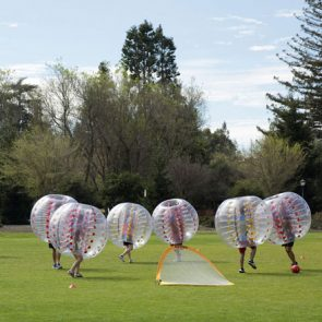 Bubbleball | Outdoor activiteiten | Eemhof Watersport & Beachclub