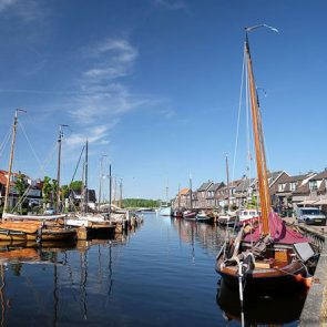 GPS game Spakenburg | Eemhof Watersport & Beachclub
