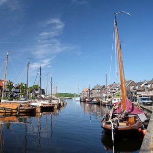GPS game Spakenburg | Eemhof Watersport & Beachclub