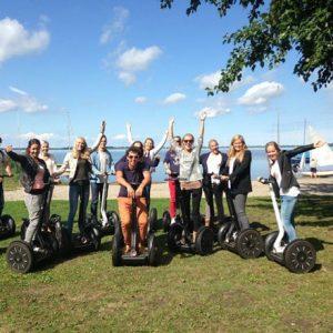 Segway rijden | Outdoor | Eemhof Watersport & Beachclub