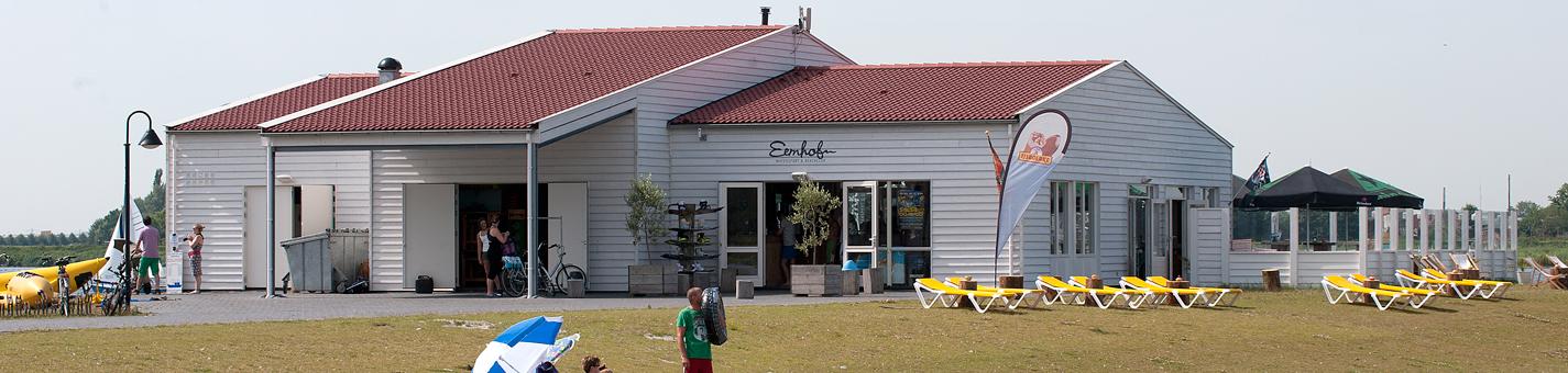 Openingstijden | Eemhof Watersport & Beachclub