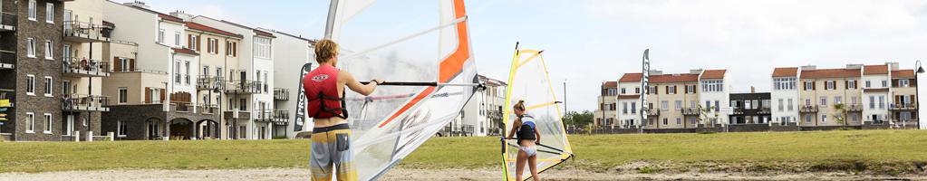 Sportief bedrijfsuitje Amersfoort | Eemhof Watersport & Beachclub
