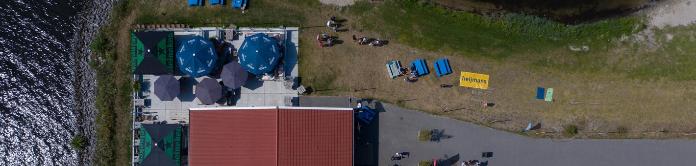 Referentie bedrijfsevenement Heijmans | Eemhof Watersport & Beachclub