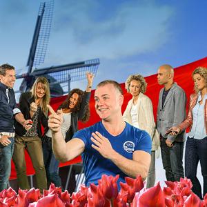 Iedereen is gek op Holland (tafel)spel | Eemhof Watersport & Beachclub